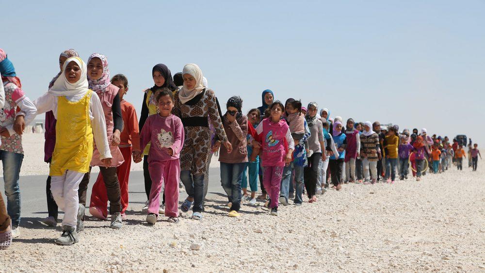 syrian refugees essay